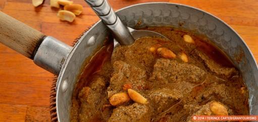 A Recipe for Saraman Curry or Cari Saramann