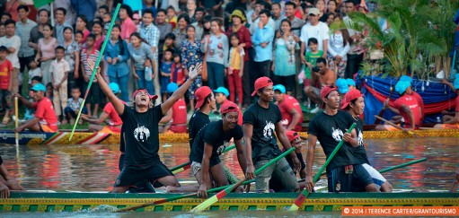 Siem Reap Water Festival – A Celebration to Mark the End of Monsoon
