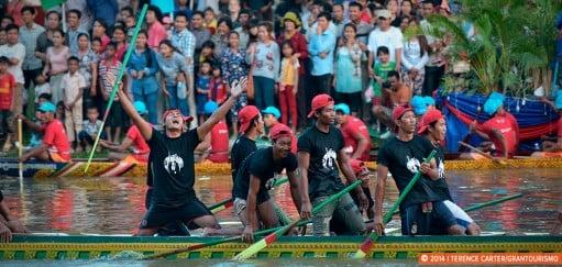 Siem Reap Water Festival – Bon Om Tuk