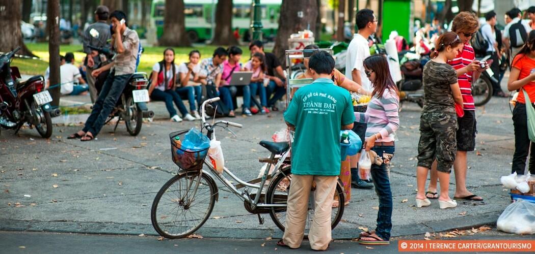 Ho Chi Minh City (Saigon), Vietnam.