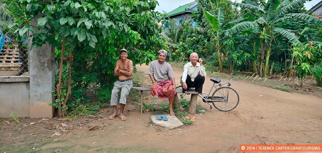 Koh Dach (Silk Island), Phnom Penh, Cambodia