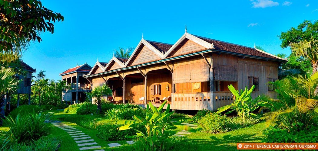 Sala Lodges, Siem Reap, Cambodia. Copyright 2014 Terence Carter / Grantourismo. All Rights Reserved.