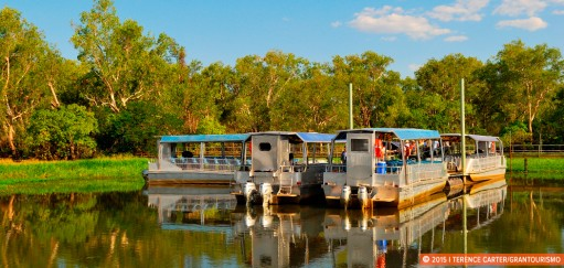 Transformational Travel and Kakadu Tourism