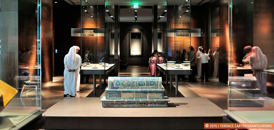 Museum of Islamic Arts, Doha, Qatar.