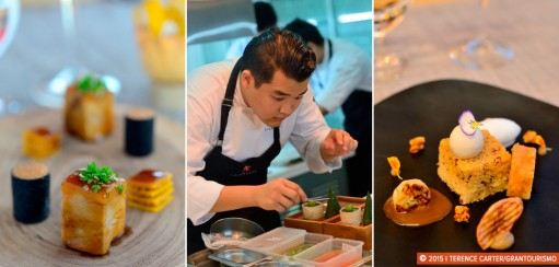 Thai Experiments and Basque Cuisine at Aziamendi Phuket
