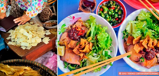 Cao Lau, the Legendary Noodles of Hoi An, Vietnam