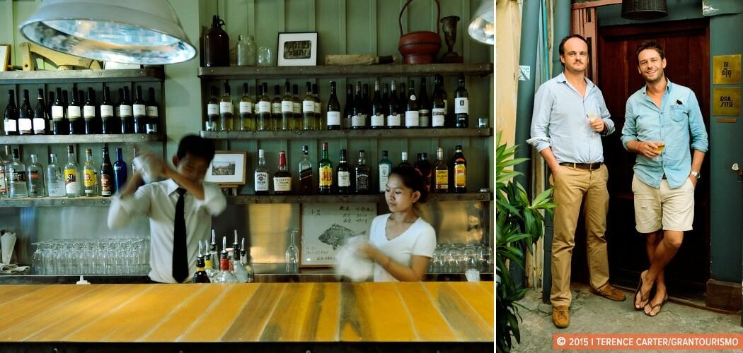 Phnom Penh's best bars, Phnom Penh, Cambodia.