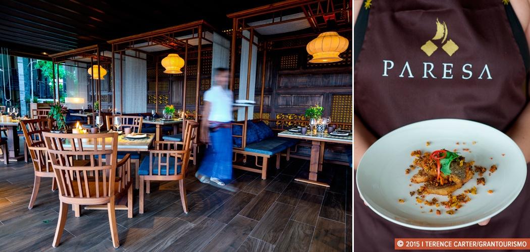 Phuket cooking classes, Anantara Layan Phuket (L), Paresa Resort Cooking Class (R), Phuket, Thailand. Copyright 2014 Terence Carter / Grantourismo. All Rights Reserved. best phuket cooking classes