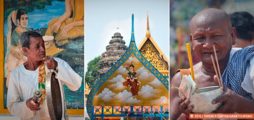 Khmer New Year in Siem Reap – A Buddhist Holiday Imbued with Rituals and Meaning