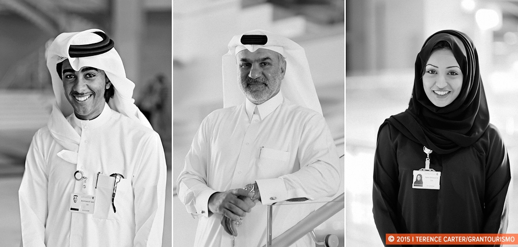 The Museum of Islamic Art, Doha, Qatar. Copyright 2015 Terence Carter / Grantourismo. All Rights Reserved. Meet the People Behind the Museum of Islamic Art in Doha.