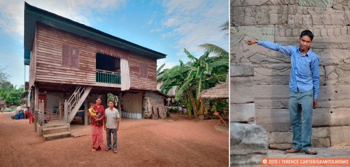 Banteay Chhmar Homestay, Living Like Locals Amid Ruins in Cambodia