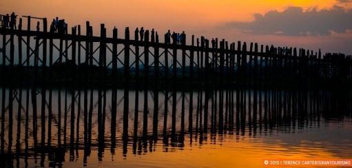 Weekend in Mandalay