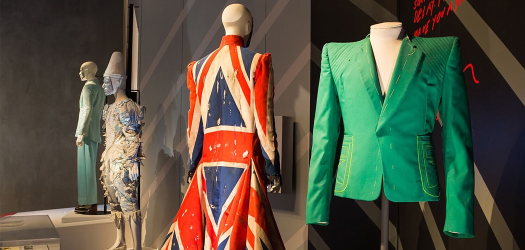 ACMI museum exhibition — David Bowie Is. Photo Credit: Mark Gambino. The Best Melbourne Museums.