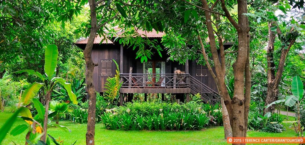 Maison Polanka, Siem Reap, Cambodia.