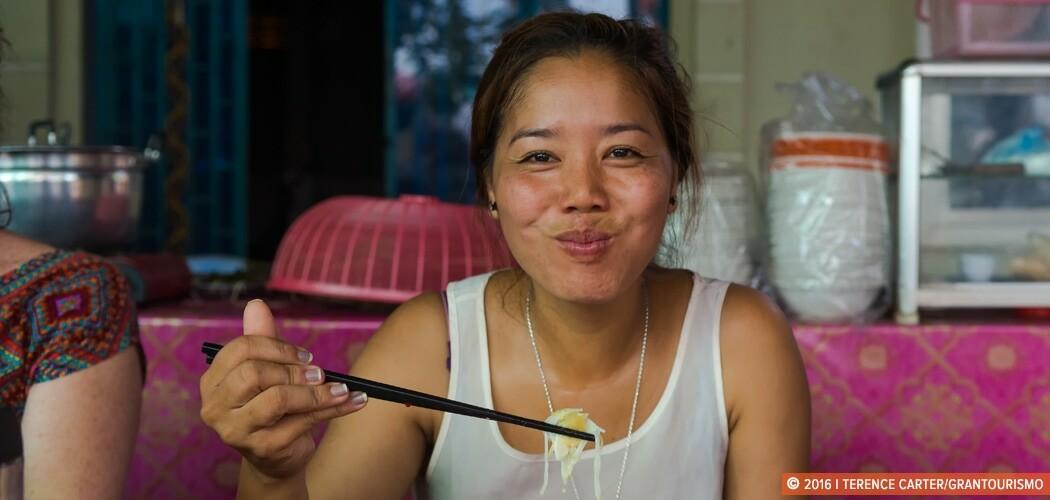 Kampot cook, Kek Soon, Siem Reap, Cambodia.