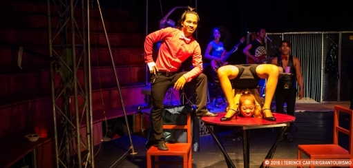 A Night at the Phare Cambodian Circus in Siem Reap