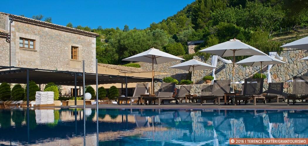 Son Brull Hotel & Spa, Pollença, Mallorca, Spain.