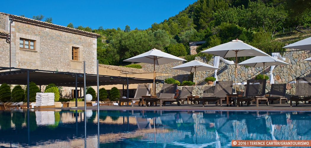 Son Brull Hotel & Spa, Pollença, Mallorca, Spain. Copyright 2016 Terence Carter / Grantourismo. All Rights Reserved. Where to Stay in Mallorca.