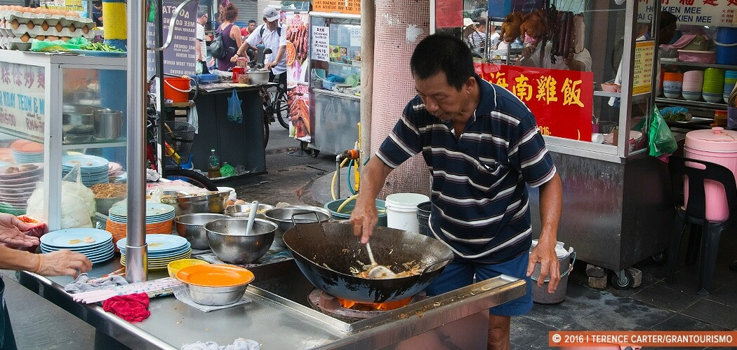 A Local Guide to Eating Out in Georgetown, Penang, Malaysia.