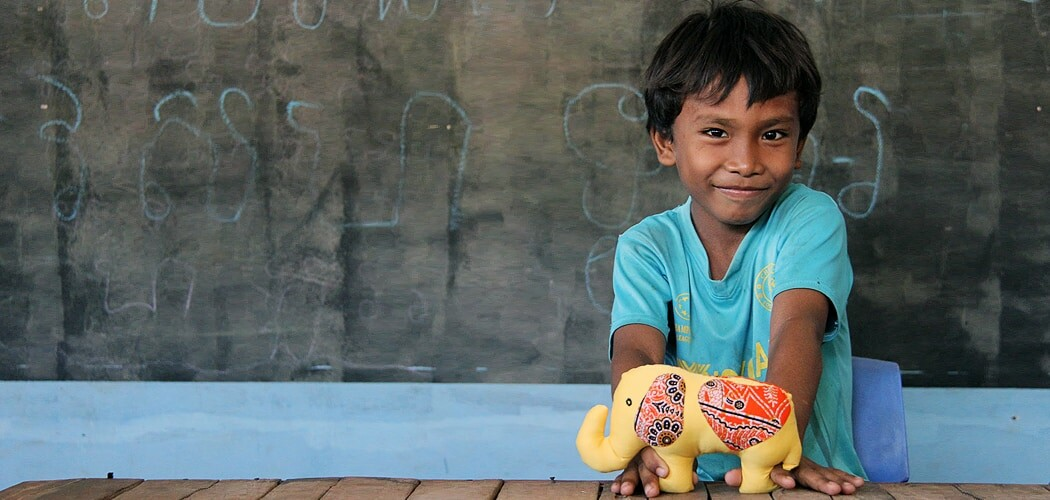 Elephants for Education – Give $25 to Give a Child an Education