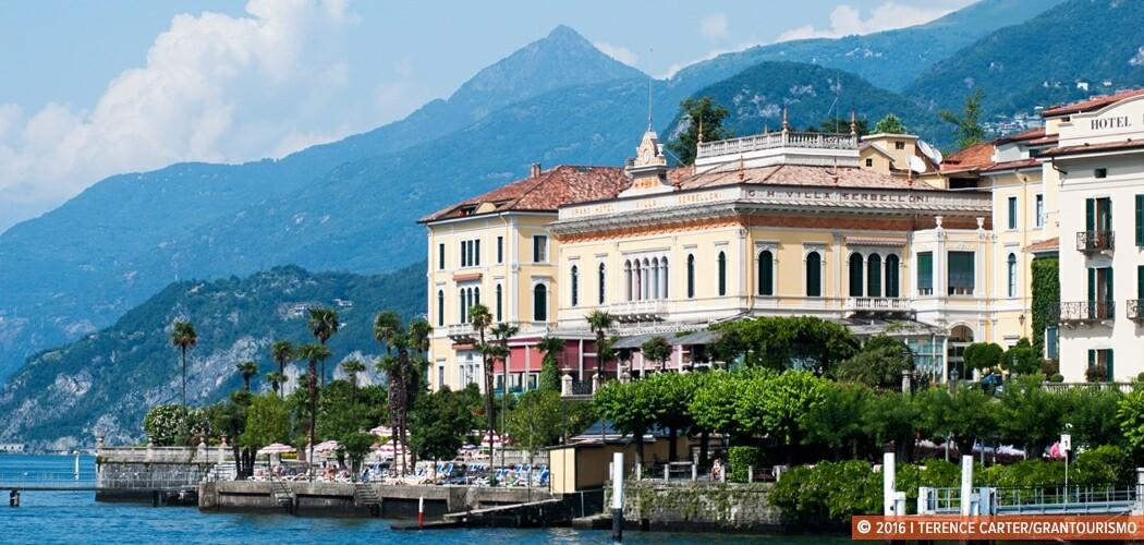 Grand Hotel Villa Serbelloni is an icon of Bellagio. Lake Como,