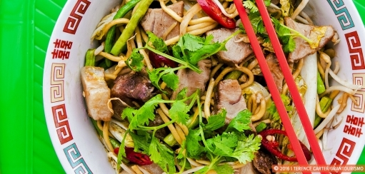Hokkien Noodles Recipe With Chinese Barbecue Pork