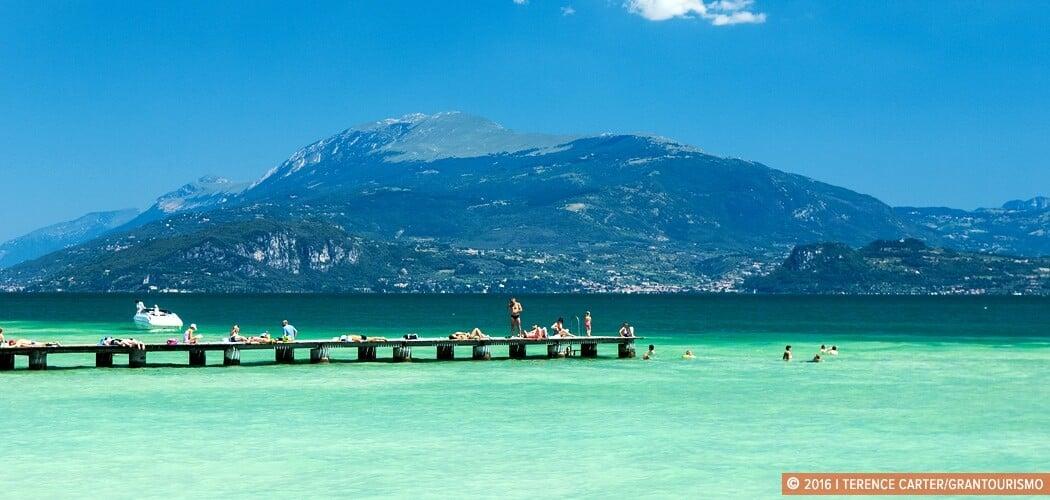 Sermione, Lake Garda, Lombardy, Italy.