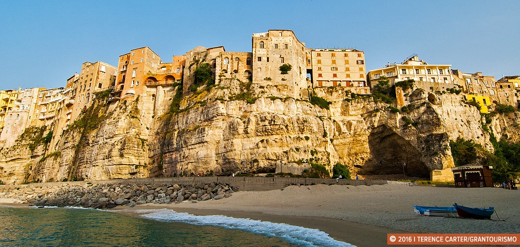 Tropea, Calabria, Italy. Copyright 2016 Terence Carter / Grantourismo. All Rights Reserved.