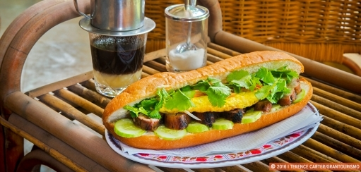 Banh Mi Op La Recipe — Hoi An Style Banh Mi with Omelette