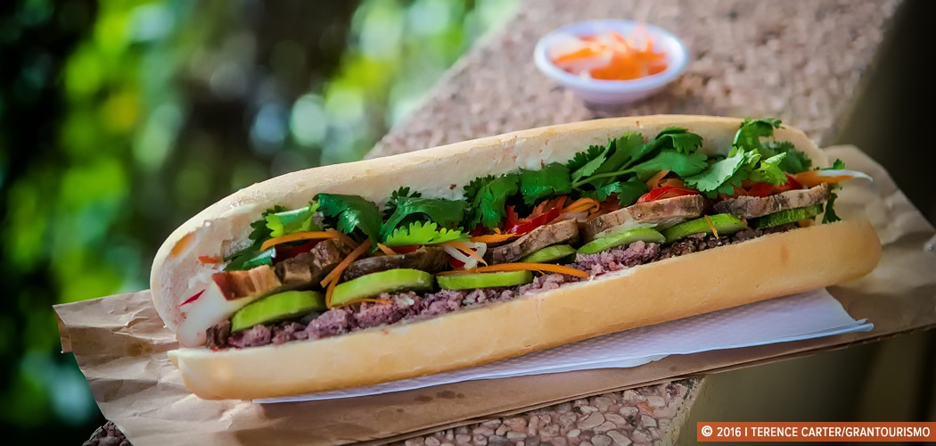 Banh Mi Recipe. Copyright 2016 Terence Carter / Grantourismo. All Rights Reserved.
