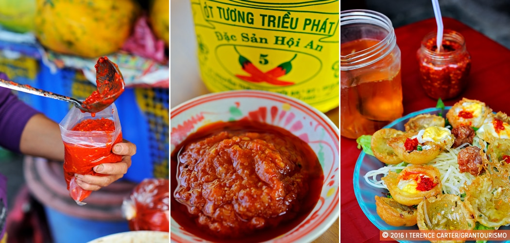 Hoi An Chilli Sauce — The Illustrious Hoi An Tuong Ot Trieu Phat. Copyright 2016 Terence Carter / Grantourismo. All Rights Reserved.