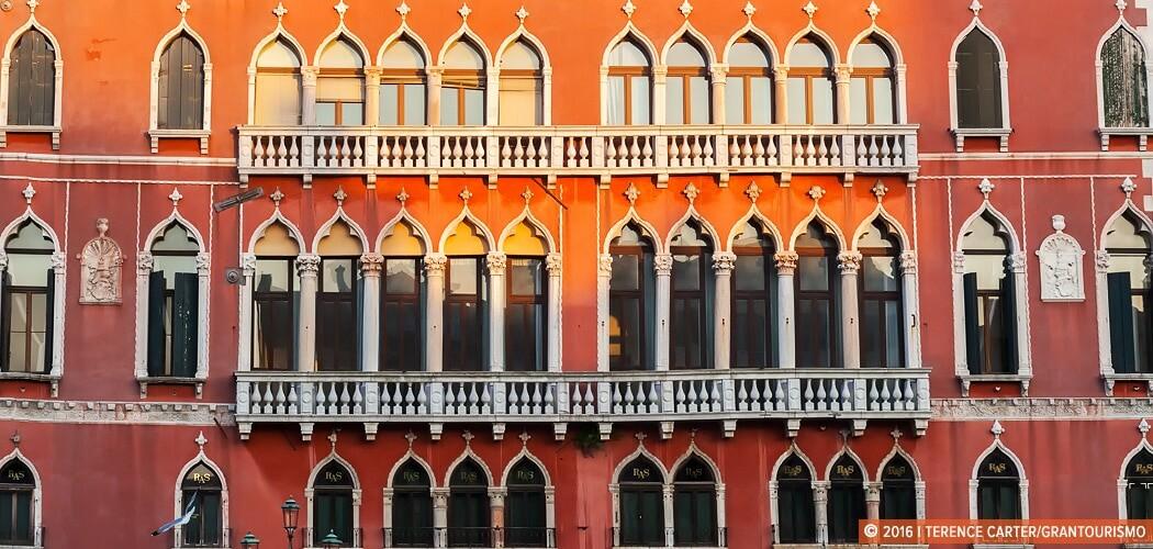 Venice architecture, Venice, Veneto, Italy.