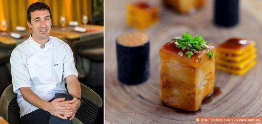 Bilbao for Basque Cuisine and Chef Eneko Atxa's Azurmendi