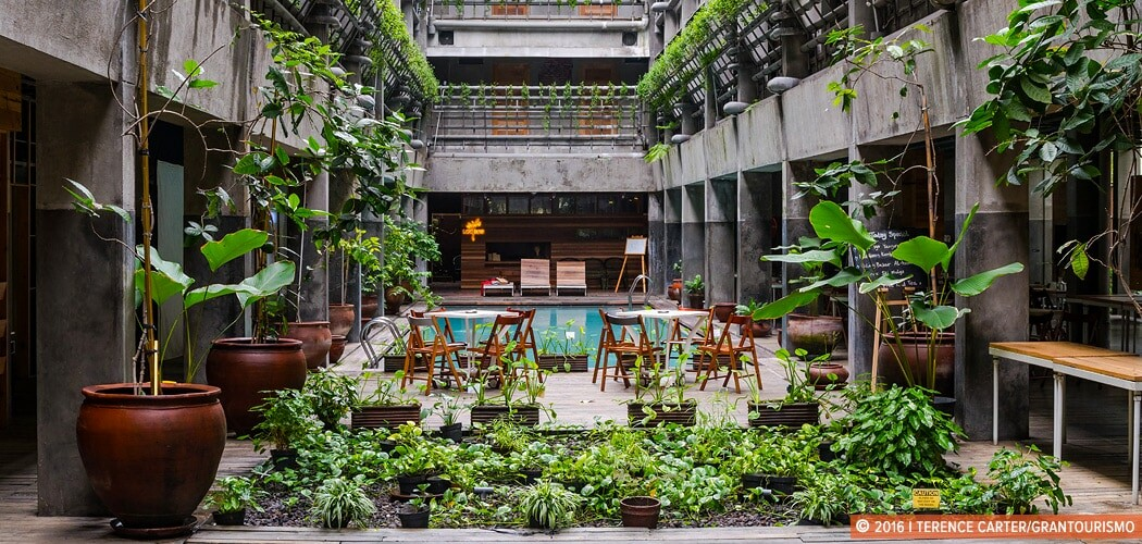 Greenhost Boutique Hotel, Prawirotaman, Yogyakarta, Indonesia.