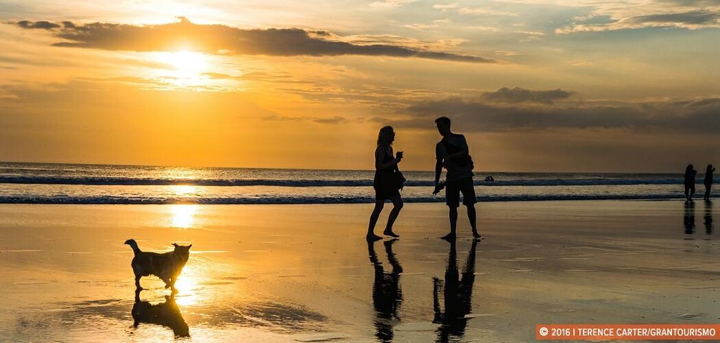 Seminyak beach, Bali, Indonesia.