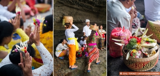 Tanah Lot Temple, Bali – Hindu Traditions and Sea Temple Ceremonies