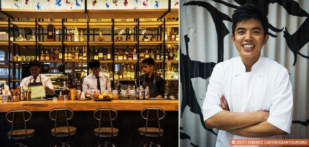 Thitid Tassanakajohn —Chef Ton at Baa Ga Din restaurant, Ban