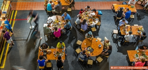 Best Singapore Hawker Centres and a Little Bite of Singapore Hawker Centre History