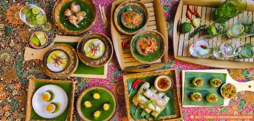 Creative Cambodian Canapés for Easy Summer Entertaining