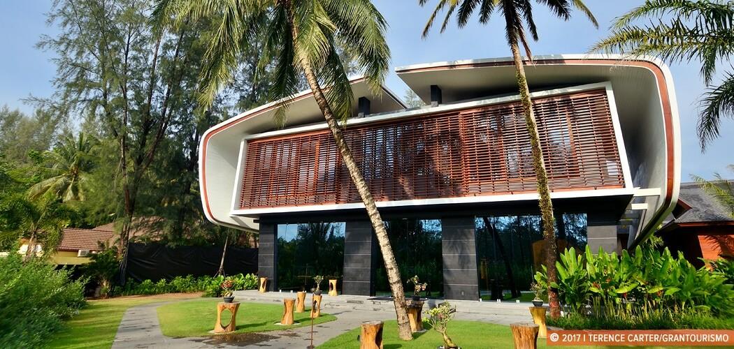 Iniala Beach House, Phuket, Thailand.