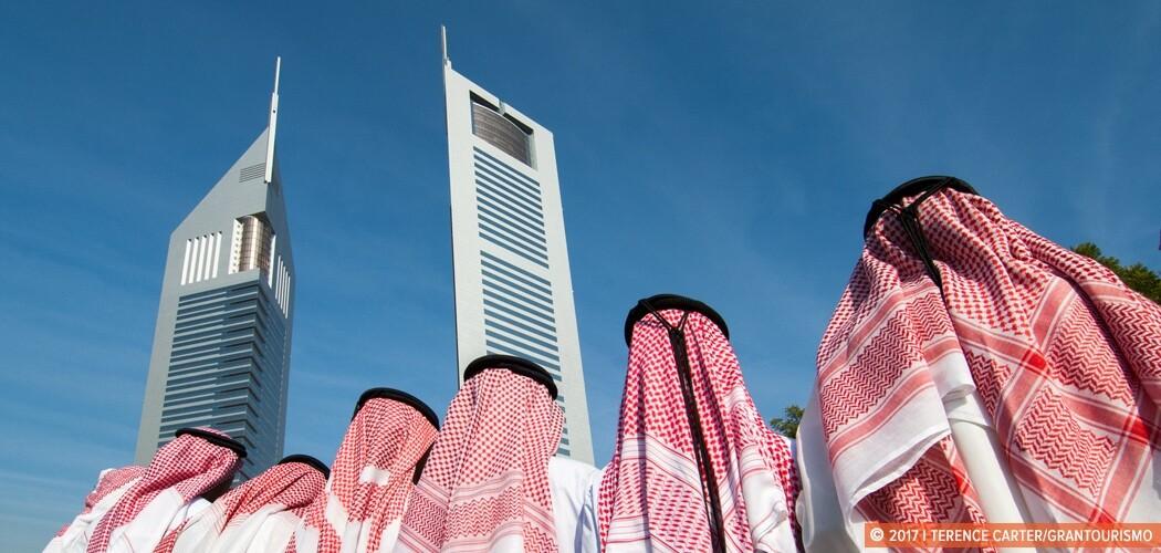Jumeirah Emirates Towers, Dubai, UAE.
