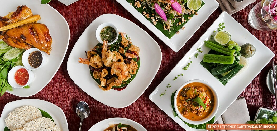 Chanrey Tree Restaurant, Siem Reap, Cambodia.