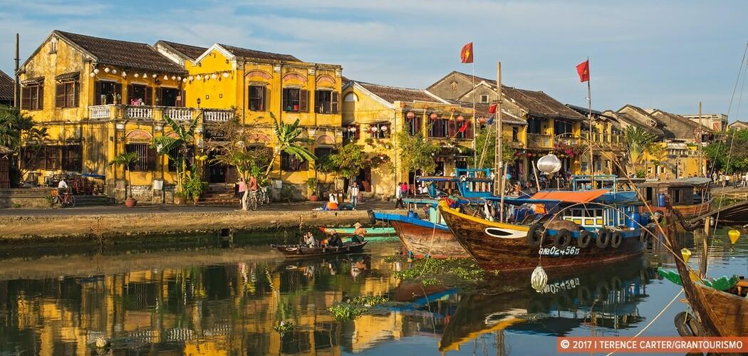 Riverside, Hoi An, Vietnam