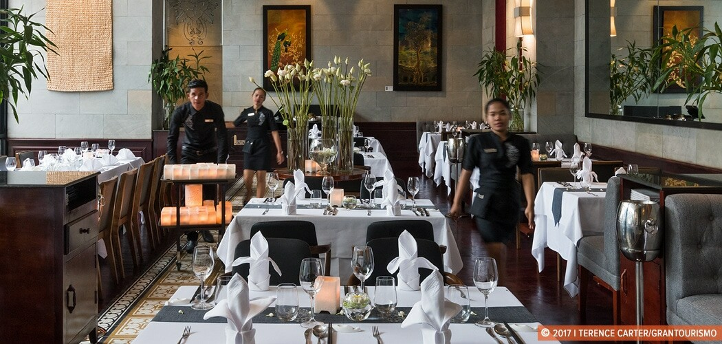 Malis Restaurant, Siem Reap, Cambodia.