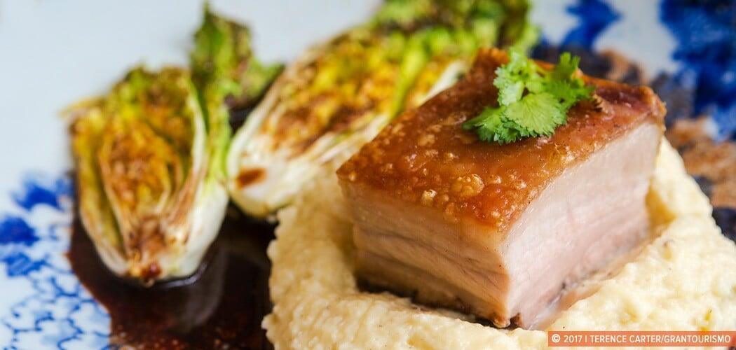Five-Spice Crispy Pork Belly Recipe