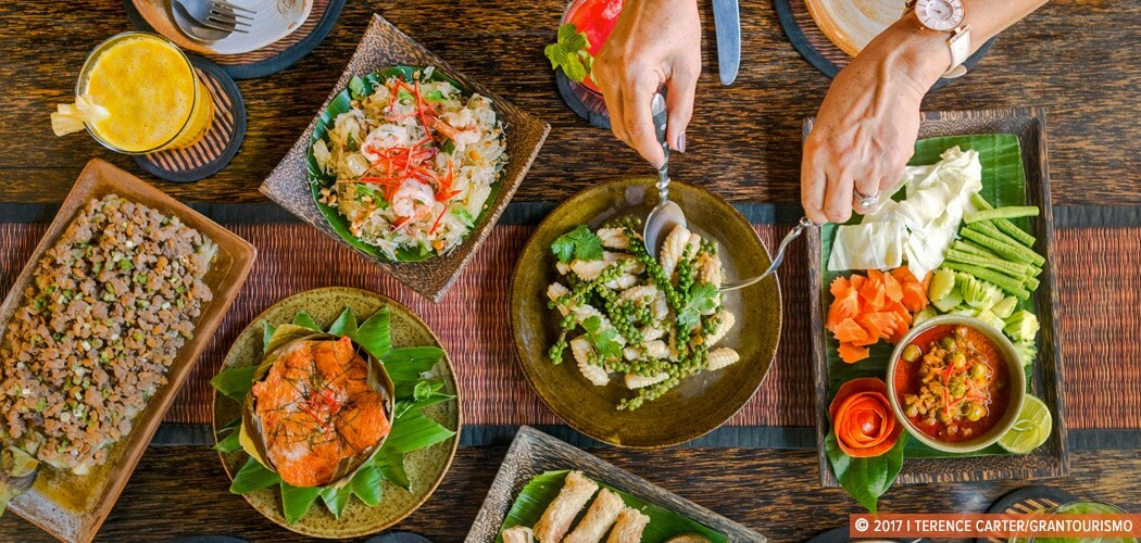 The Sugar Palm Restaurant and Bar, Siem Reap, Cambodia.