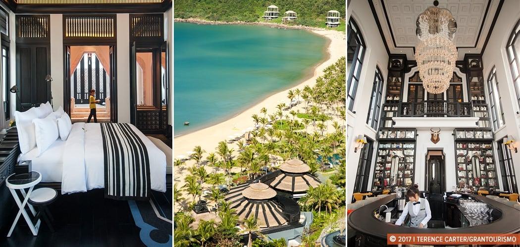InterContinental Danang Sun Peninsula Resort, Son Tra Peninsula Nature Reserve, Vietnam. Copyright 2017 Terence Carter / Grantourismo. All Rights Reserved. Central Vietnam Luxury Hotels. central vietnam luxury beach resorts