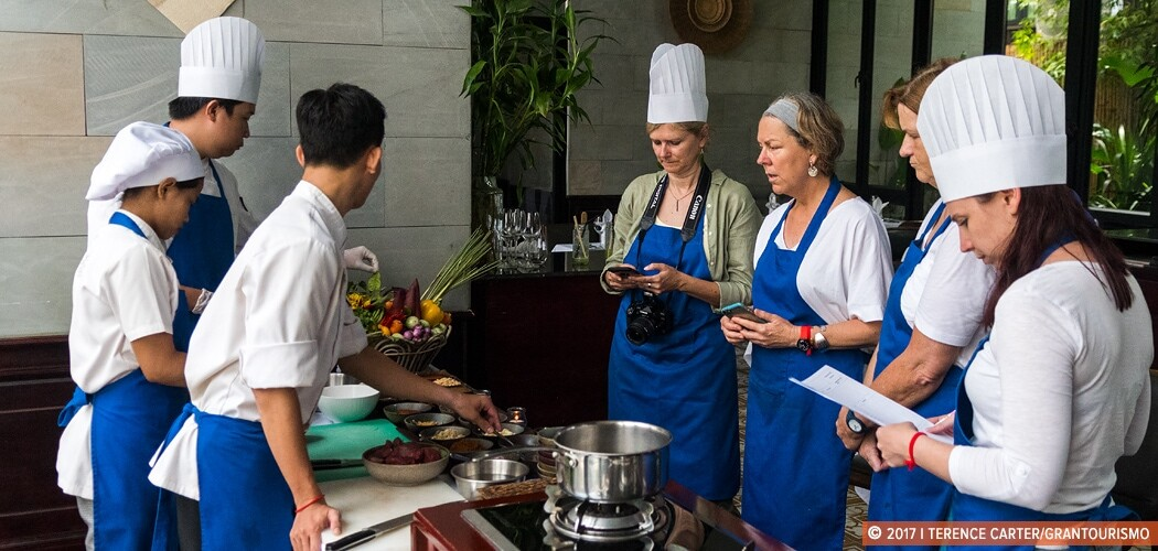 Cooking Class at Malis Restaurant, Siem Reap, Cambodia