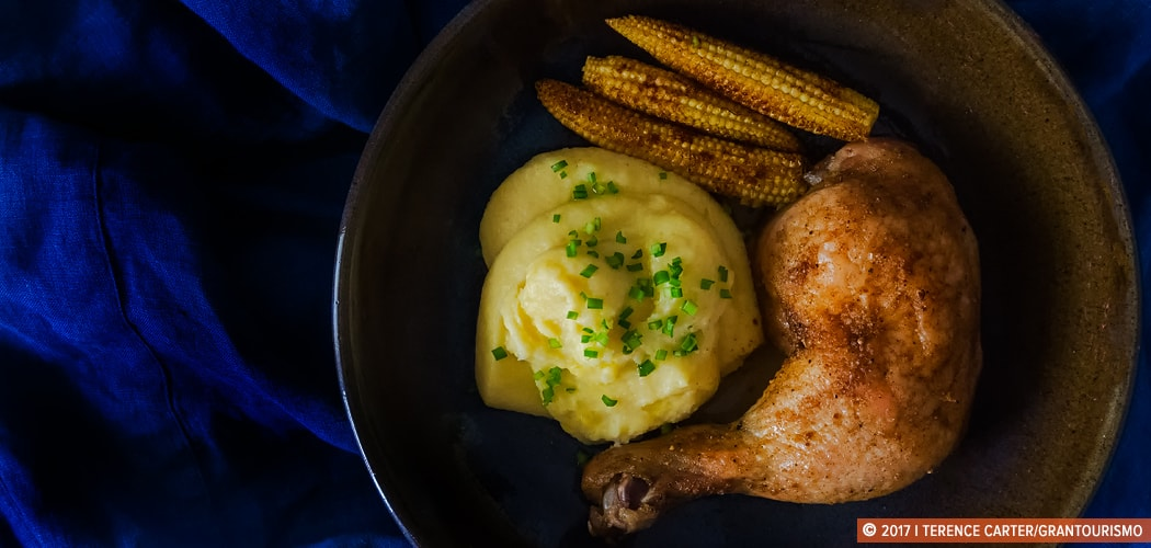 Creamy Mashed Potatoes Recipe. Copyright 2017 Terence Carter / Grantourismo. All Rights Reserved.