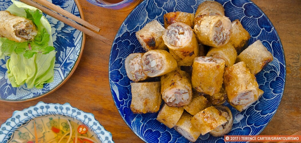 Vietnamese Fried Spring Rolls Recipe – Nem Ran Recipe